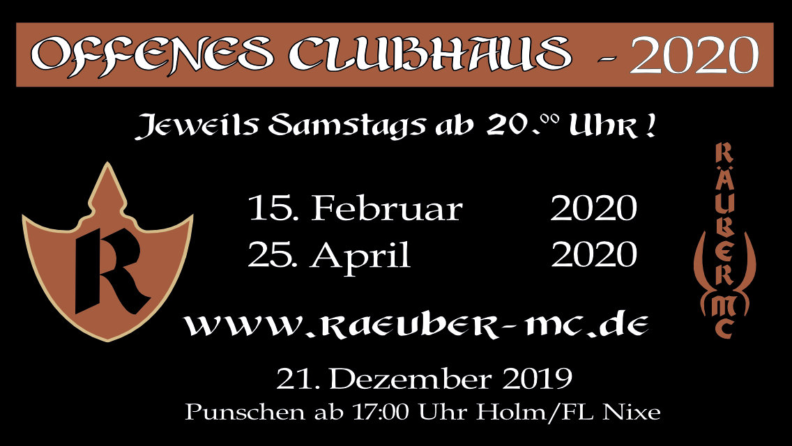 Offenes Clubhaus